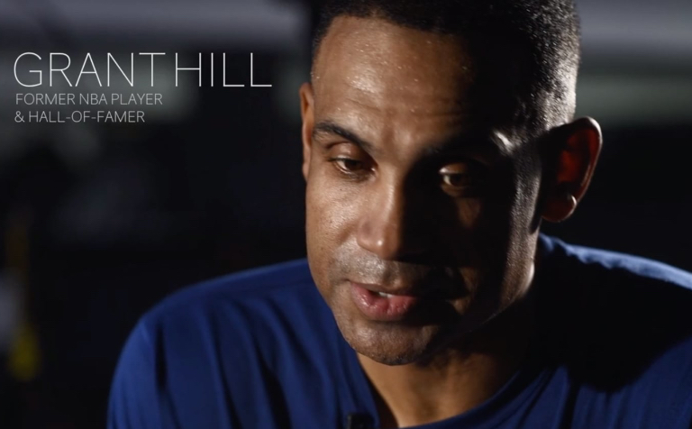 Video Production Documentary for Grant Hill